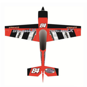 Pilot-RC 35% Extra-330LX 107in (2.7m) (Red)