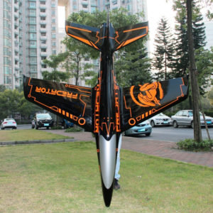 Pilot-RC Predator 2.2m (90in) Composite Jet (with Retracts) (11)