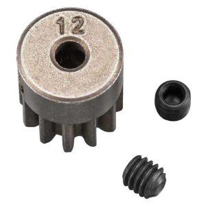 Pinion Gear 32P 12T Steel 3mm Motor Shaft