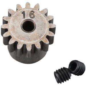 Pinion Gear 32P 16T Steel 3mm Motor Shaft