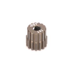 PINION GEAR 48DP 15T (7075 HARD)