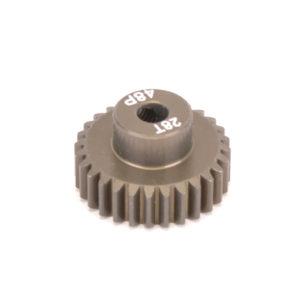 PINION GEAR 48DP 28T (7075 HARD)