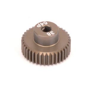 PINION GEAR 64DP 38T (7075 HARD)