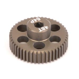 PINION GEAR 64DP 48T (7075 HARD)