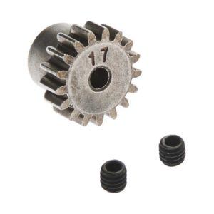 Pinion Gear32P 17T Steel 3mm Motor Shaft
