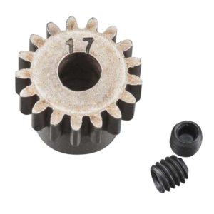 Pinion Gear32P 17T Steel 5mm Motor Shaft