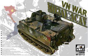 PKAF35113 M113A1 ACAV