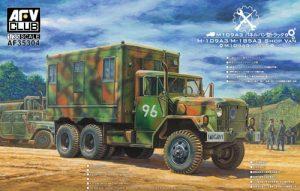 PKAF35304 M109A3 Shop Van