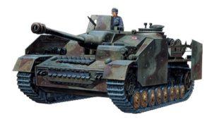 Academy 1332 Sturmgeschutz IV  Tank 1:35 PKAY13235