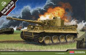 "Academy German Tiger I Early ""Operation Citadel"" PKAY13509"