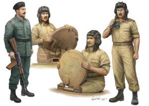 PKTM00439 Iraqi Tank Crew