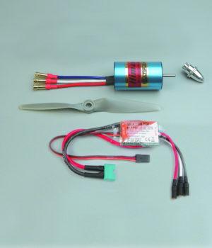 Multiplex Power Set for FunJet 2
