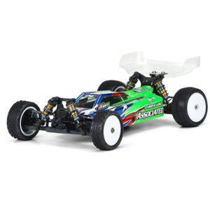 PROLINE AXIS LIGHTWEIGHT BODY CLEAR FOR ASSOCIATED B74