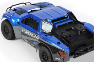 PRO-LINE FLOTEK FORD F150 SVT RAPTOR BODY SC10/SLASH/BLITZ