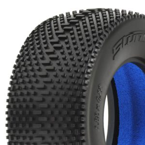 PROLINE 'STUNNER' SHORT COURSE M4 TYRES W/CLOSED CELL INSERTS