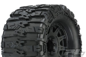 """PROLINE TRENCHER HP 3.8"""" BELTED ON RAID BLACK 8X32 HEX 17MM"""