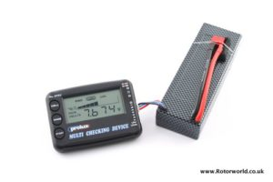 Prolux Multi Checking Device for Batteries