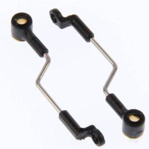 Pushrod Set (1 Ball Link) (for Sport 150 & Scale F150)