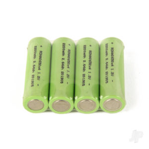 Radient NiMH 1.2V 2200mAh AA Consumer (4pcs)