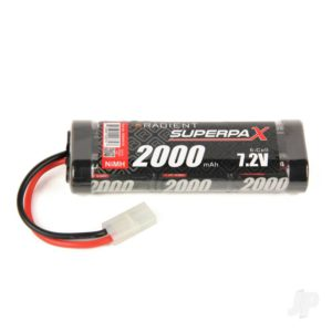 Radient NiMH 7.2V 2000mAh SC Stick, TAM
