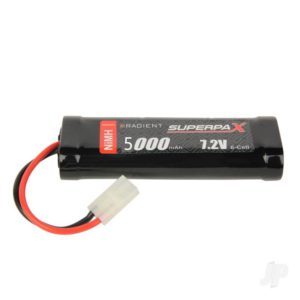 Radient NiMH 7.2V 5000mAh SC Stick, TAM