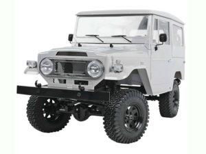 RC4WD Gelande II Truck Kit w/Cruiser Body Set Z-K0051