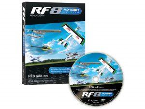 RealFlight RF8 add-ons 1 Horizon Hobby Edition