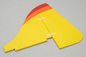 Ripmax Acro Wot Mk2 - Fin & Rudder