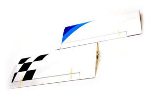 Ripmax WOT4-E Mk2 - Wing Set (3 Blues)