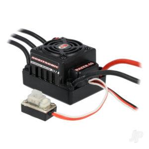 Robitronic ten Brushless ESC 60A 2-3S