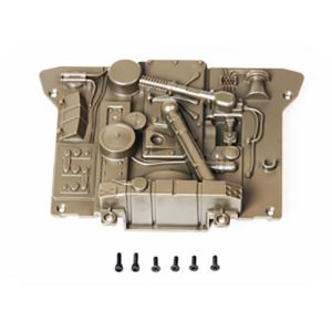 ROC HOBBY 1:6 1941 MB SCALER ENGINE PLATE