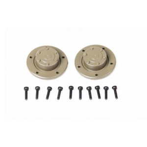 ROC HOBBY 1:6 1941 MB SCALER REAR WHEEL COVER(1 PAIR)