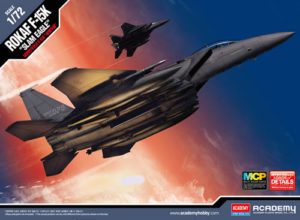 ROKAF F-15 SLAM EAGLE MCP SNAP FIT