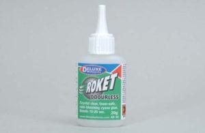 Deluxe Materials Roket Odourless/Non-Blooming - 20g