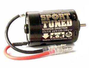 RS540 Sport-Tuned Motor