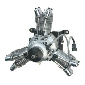 Saito FG-33R3 Four-Stroke Radial Petrol Engine