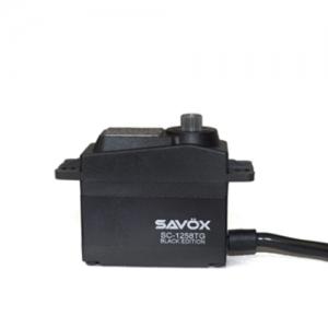 Savox High Torque CORELESS DIGI SERVO 12KG @ 6.0V - BLACK