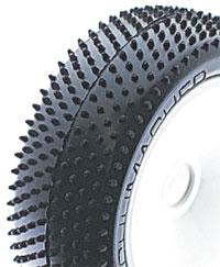 Schumacher Mini Pin Front 2.2 Tyres