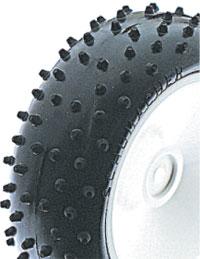 Schumacher Mini Spike 2 Front 2.2 Tyres