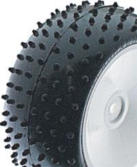 Schumacher Mini Spike 2 Rear Tyres