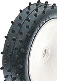 Schumacher Mini Spike 2 Standard Slim Tyres