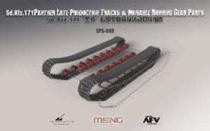 Sd.Kfz.171 Panther Tracks & Running Gear