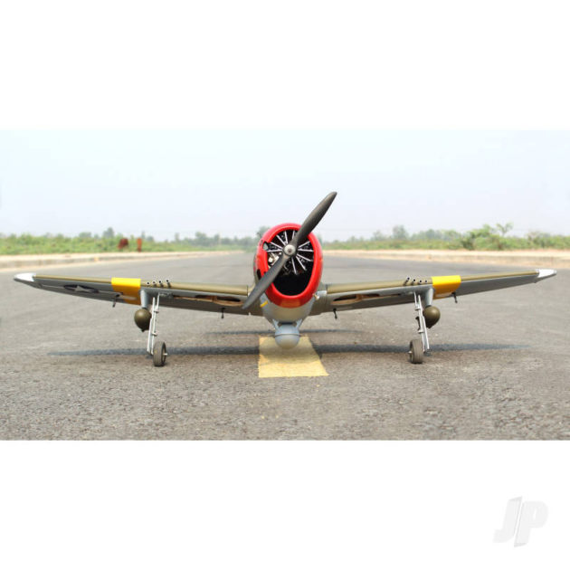 Seagull 55in P-47D Little Bunny 8 – 10cc