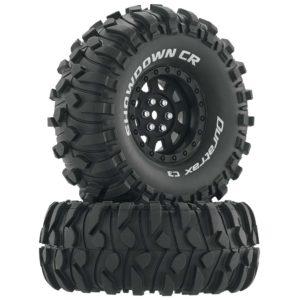 Showdown CR C3 Mounted 1.9 Crawler Black (2)