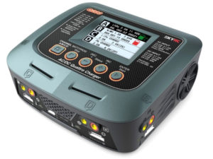 SKYRC Q200 200watt 10A AC/DC Quad Charger 3204