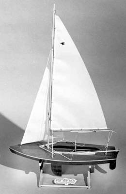 Snipe Sailboat Kit (1122)