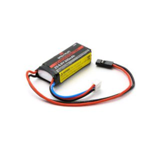 Spektrum 300mAh 2S 6.6volt Li-Fe Receiver Battery