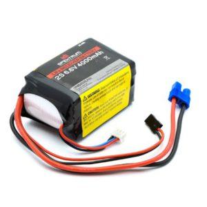 Spektrum 4000mAh 2S 6.6volt Li-Fe Receiver Battery