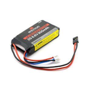 Spektrum 900mAh 2S 6.6volt Li-Fe Receiver Battery