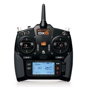 Spektrum DX6 6 Channel Radio Tx Only SPMR6750EU